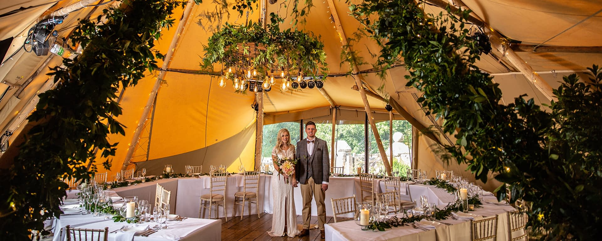 The Beauty of a Covid-Safe Wedding at Brinkburn