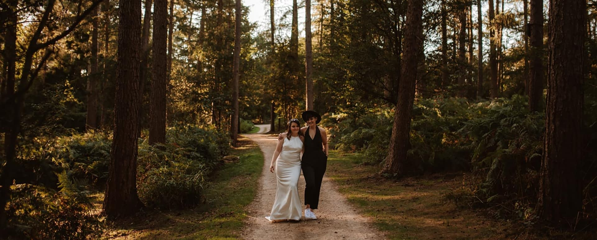 Lydia & Steph's GreenAcres Wedding