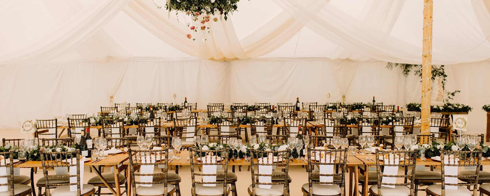 Questions to Ask Your Wedding Marquee Supplier Before Booking