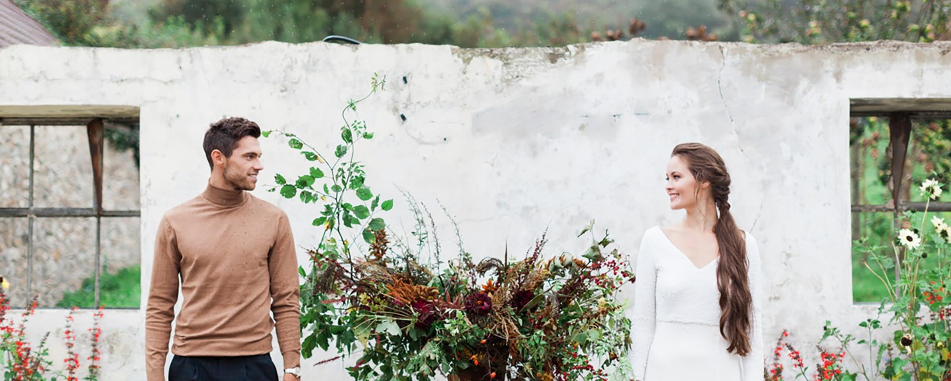 Autumn Wedding Inspiration at River Cottage