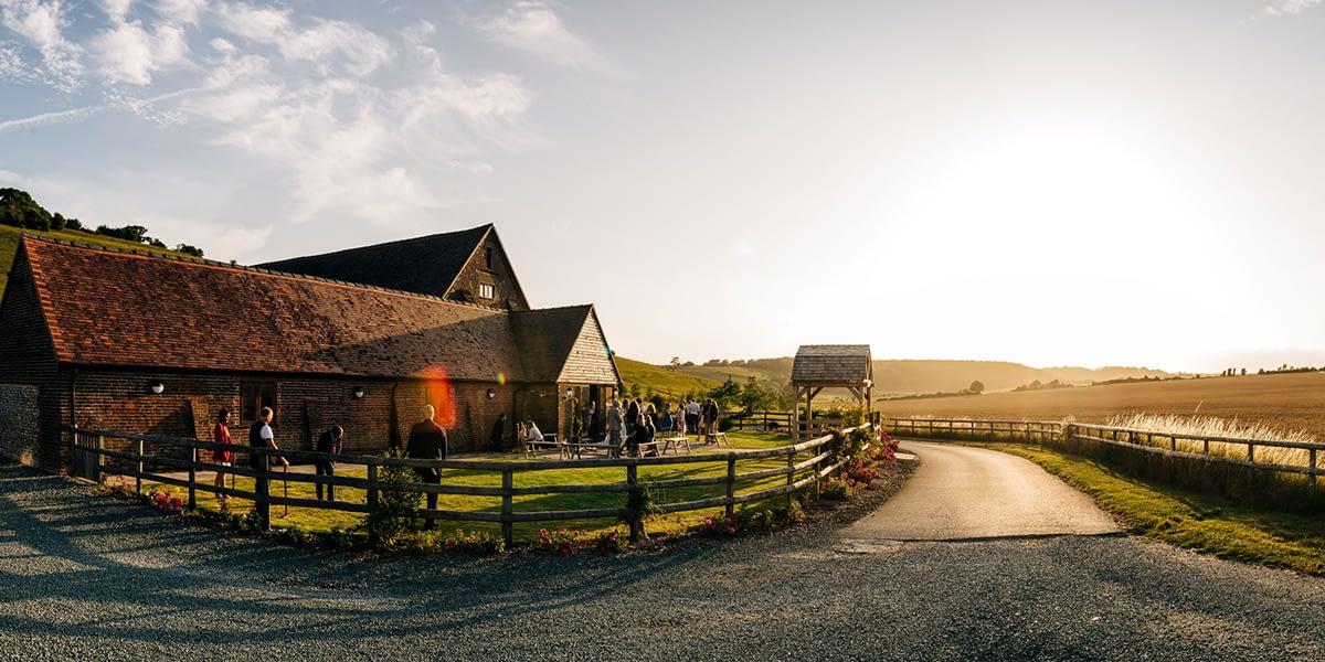 Long Furlong Barn Open Day