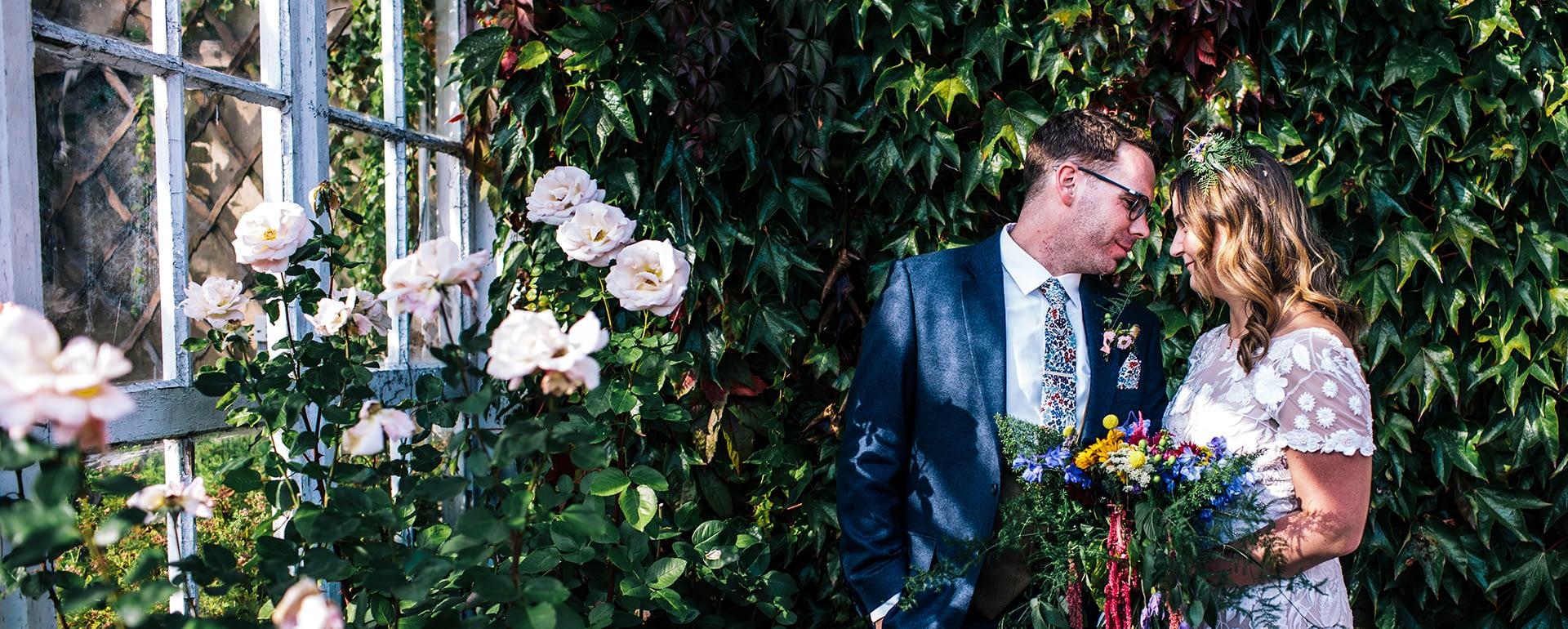 Laura & Andy's Pennard House Wedding