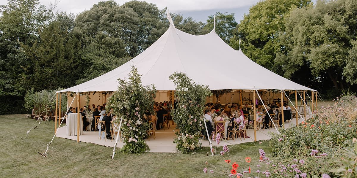 Boutique Marquees Open Weekend