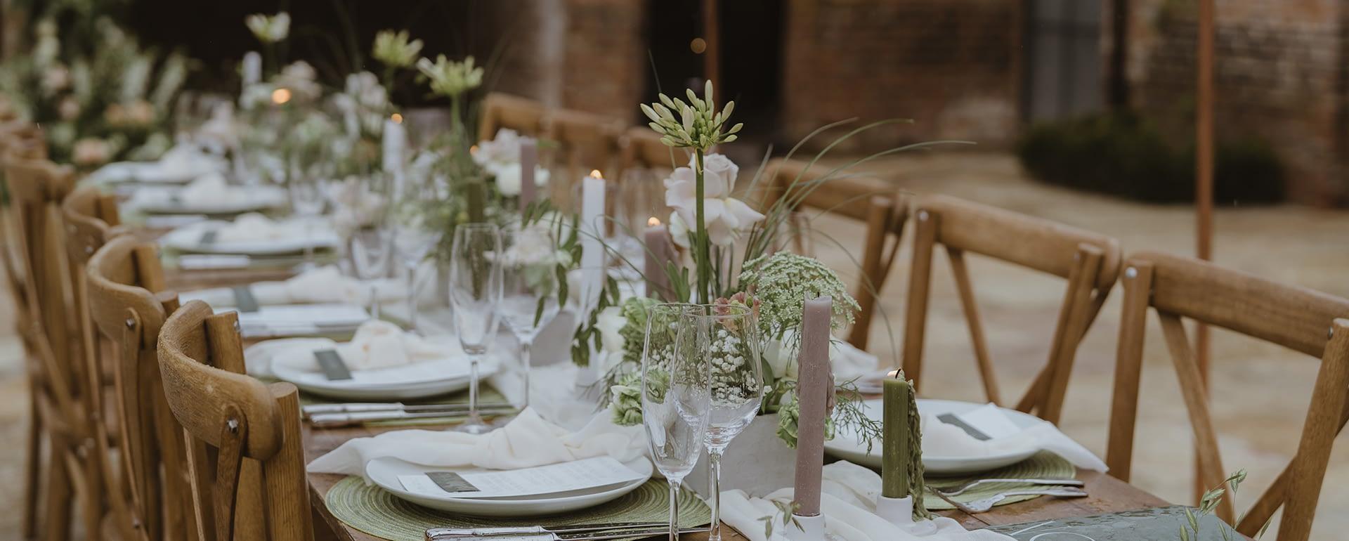Modern Meadow Muse: A Brand New Barn Wedding Venue