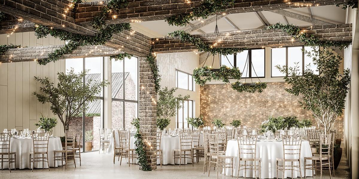 East Afton Farmhouse Wedding Open Day