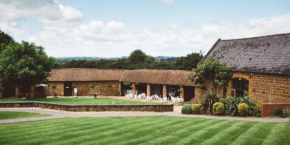 The Barns at Hunsbury Hill Wedding Fayre