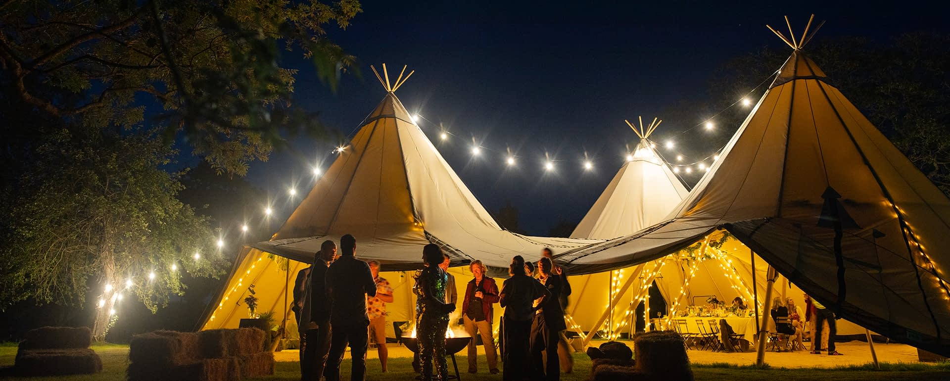 Tipi Spaces