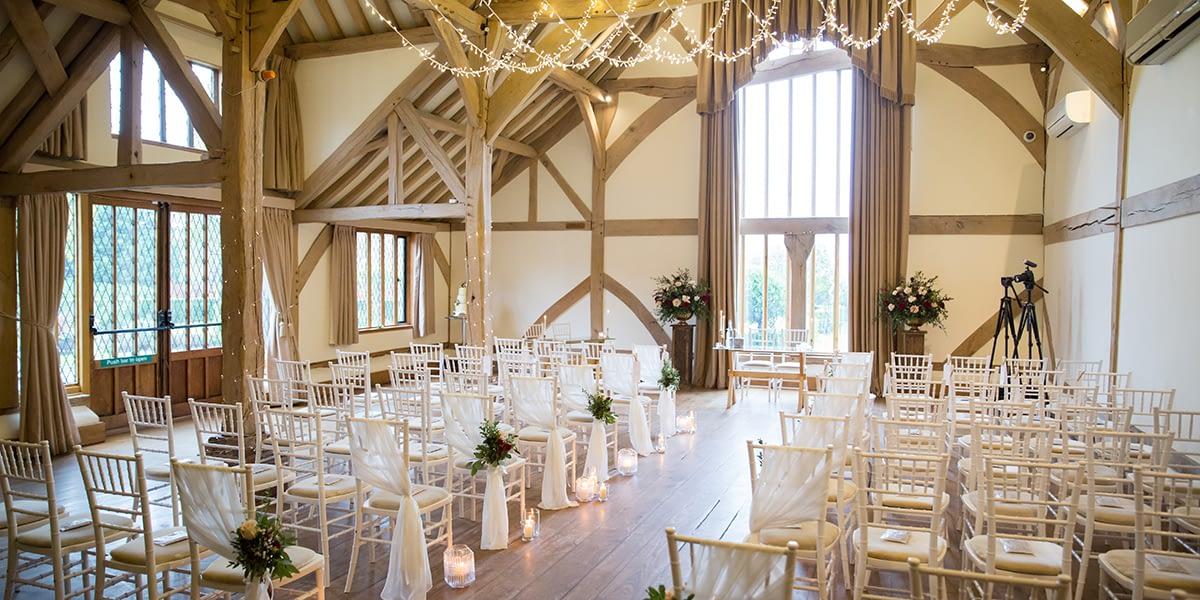 Cain Manor Wedding Open Day