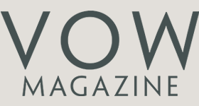 Featured by vow magazine