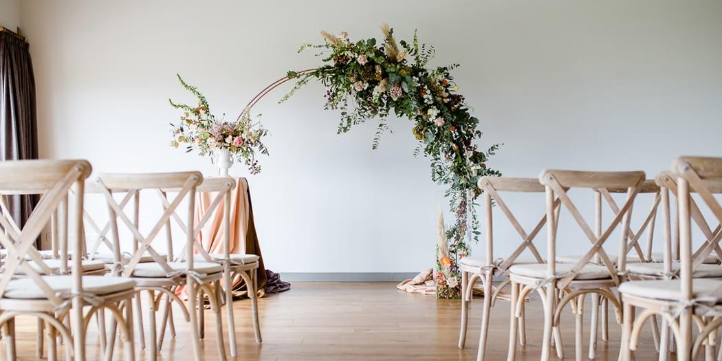 Immersive Wedding Showcase at Casterley Barn