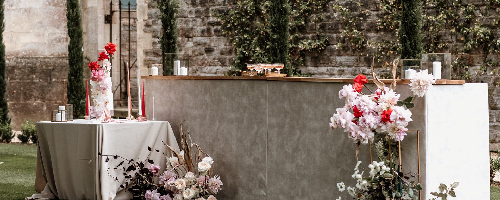 Your Perfect Wedding Drinks Reception with TwentySix